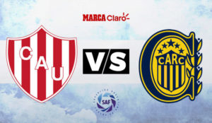 Unión vs Rosario Central, en vivo