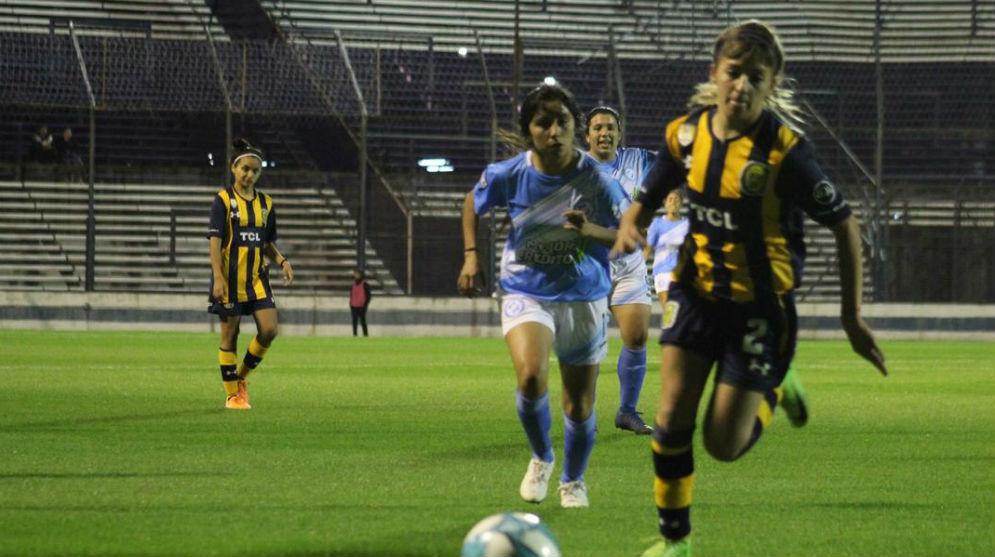 Rosario Central goleó a Villa San Carlos — Fútbol femenino