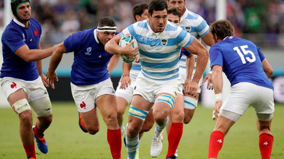 Intervenir Contribución Suponer  Los Pumas vs Francia, en vivo el debut en el Mundial de Rugby ...
