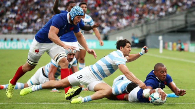 Sherlock Holmes hielo Corbata  Argentina vs Francia: Los Pumas caen ante Francia y complican su  clasificación | MARCA Claro Argentina