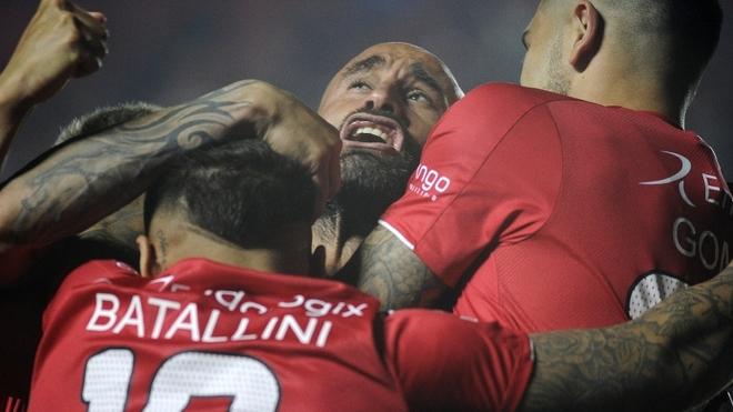 Grito de gol en Argentinos, en la victoria sobre Central Córdoba para...