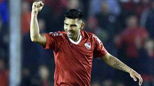 Romero bancó fuerte a Pablo Pérez.