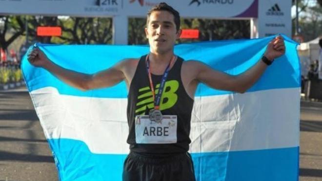 Joaquín Arbe logra la clasificación a los Juegos Olímpicos de Tokyo 2020