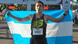 Joaquín Arbe logra la clasificación a los Juegos Olímpicos de Tokyo...