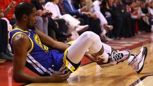 Aumenta el optimismo en los Nets: Kevin Durant podría volver esta...