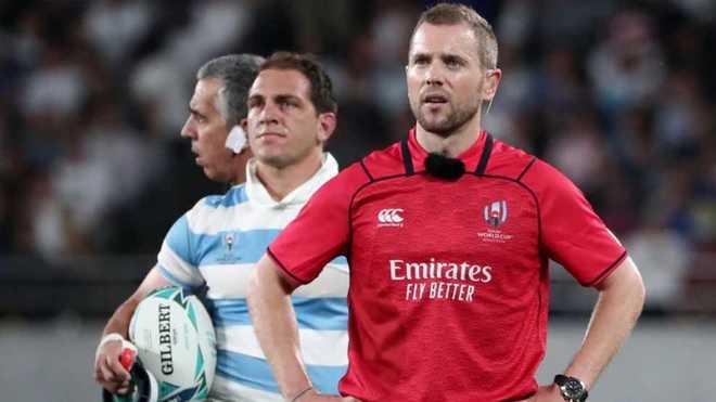 Hueso Vacío esposa  La World Rugby reconoce los malos arbitrajes del Mundial con un comunicado  | MARCA Claro Argentina