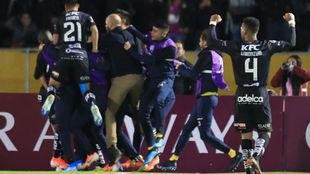 Independiente del Valle avanza a la final de la Copa Sudamericana