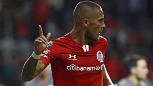 Jonathan Maiadana convirtió su primer gol en México