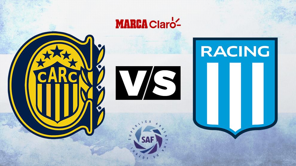 Rosario Central y Racing igualaron en el Gigante de Arroyito