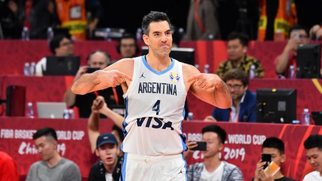Juegos Olímpicos Luis Scola