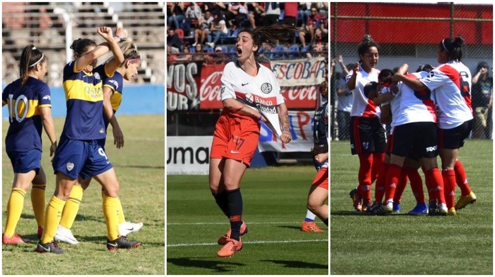 revisa niño tienda de liquidación Fútbol Femenino: Resultados de la segunda fecha del torneo ...