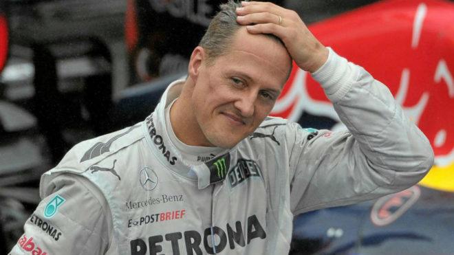 """No hubo """"experimentos"""" con Michael Schumacher"""