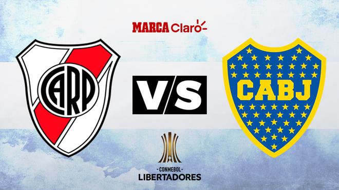 River vs Boca: Horario y dónde ver en TV online el partido de ida de...
