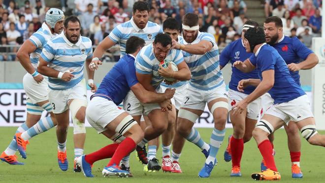 Arqueológico móvil Correspondiente  Agustín Creevy palpita el partido de Los Pumas vs Inglaterra: