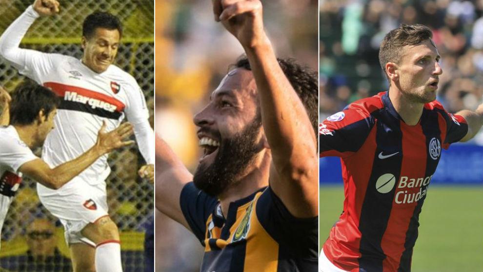 Insaurralde, Gamba y Pittón, los goleadores destacados de la fecha.