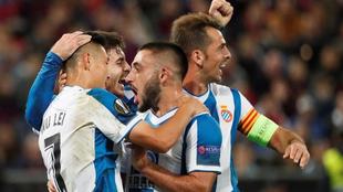 Espanyol gana en Rusia con un Monito Vargas clave