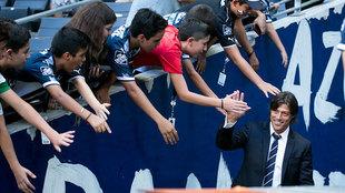 Monterrey, dispuesto a pagar la cláusula de Matías Almeyda