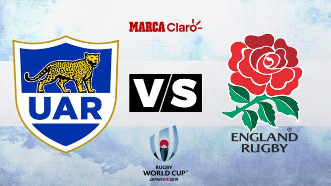 Los Pumas vs Inglaterra: horario y dónde ver