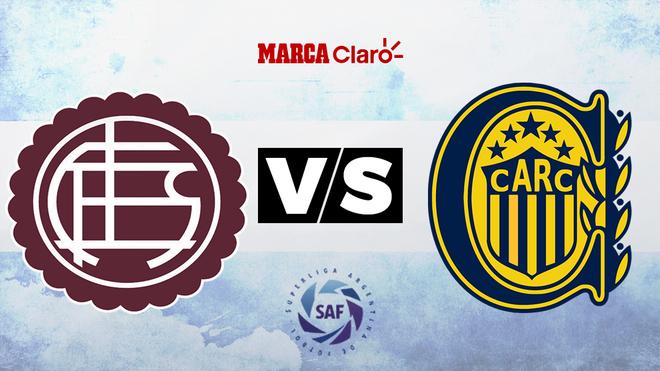 Lanús vs Rosario Central: horario y dónde ver hoy en TV online por...