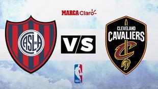 San Lorenzo vs Cleveland Cavaliers: Horario y dónde ver en TV online...