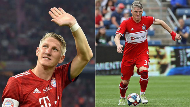 Bastian Schweinsteiger anuncia su retiro del fútbol