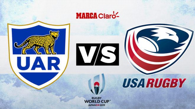 Los Pumas vs Estados Unidos: Horario y dónde ver en TV online el...