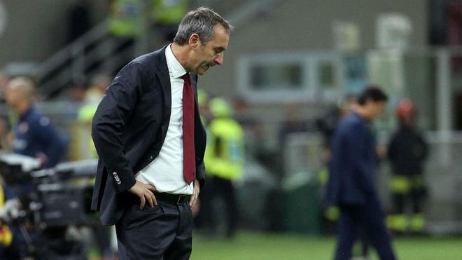 El Milan despide a Marco Giampaolo