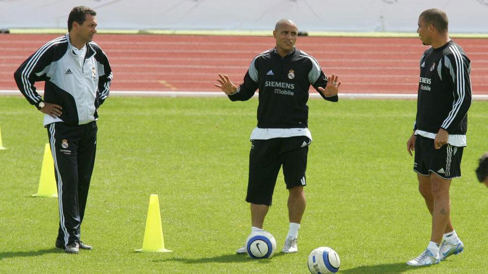 Roberto Carlos revela secretos del vestidor en el Real Madrid