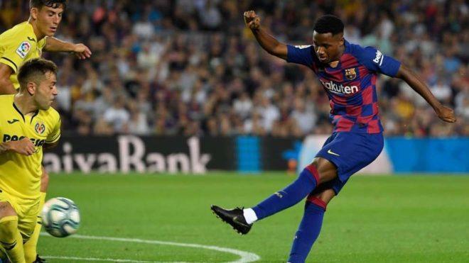 Ansu Fati ya puede jugar para España