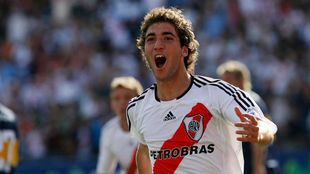 Gonzalo Higuaín.