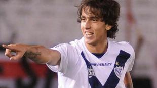 Ricky Álvarez jugó en Vélez entre 2007 y 2011
