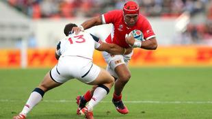 Tonga vence a Estados Unidos y se va del Mundial con una sonrisa