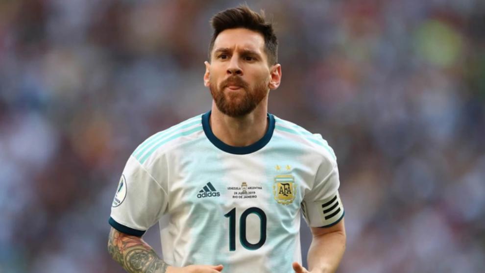Leo regresará en la próxima fecha FIFA.