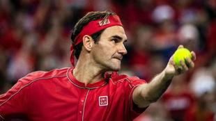 Federer estará en los Juegos Olímpicos de Tokyo 2020
