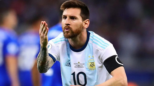 Messi estará presente en la Copa América 2020