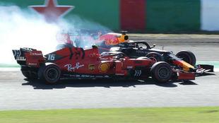 """""""Leclerc es mejor que Verstappen, sin discusión"""""""