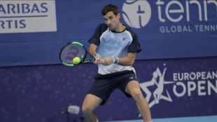 Guido Pella avanza a cuartos de final en Bélgica