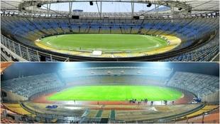 Estadio Maracaná y el Kempes, futuros escenarios de las finales de...