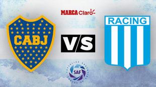 Boca Juniors vs Racing Club: horario y dónde ver en TV
