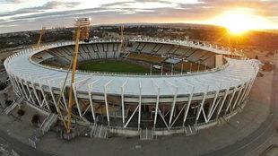Estadio Mario Kempes.