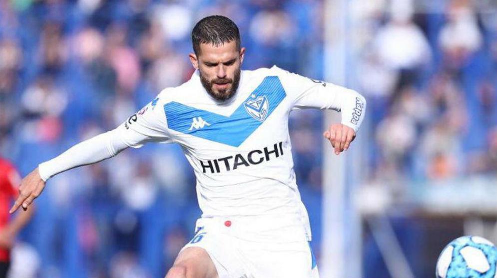 Fernando Gago sufrió una distensión