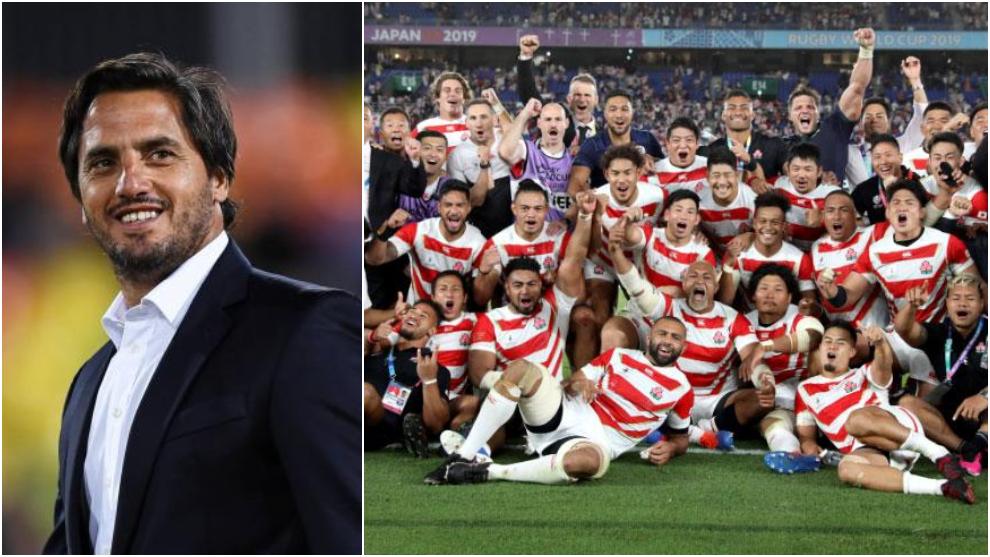 Pichot quiere a Japón en el Rugby Championship