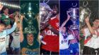Cinco equipos argentinos fueron campeones de la Supercopa Sudamericana