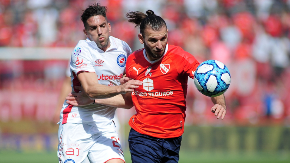 Independiente vs Argentinos Juniors, en directo, minuto a minuto