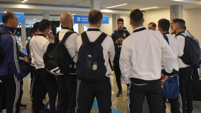 Suspenden Copa América de futsal ante el estado de emergencia en...