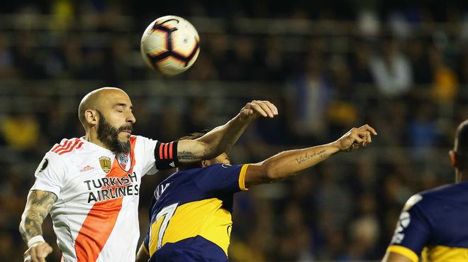 Boca vs River, en vivo el partido de vuelta de semifinales de...