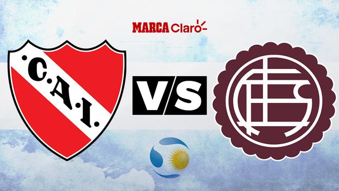 Independiente vs Lanús: Horario y dónde ver en TV online el partido...