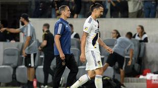 Zlatan Ibrahimovic podría dejar la MLS