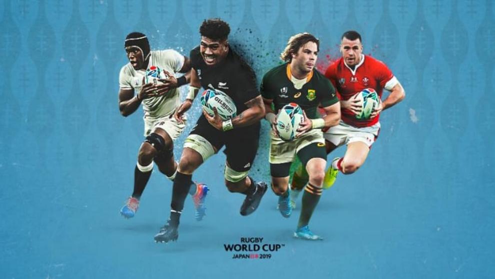 Inglaterra, Nueva Zelanda, Sudáfrica y Galés, irán por el Mundial...