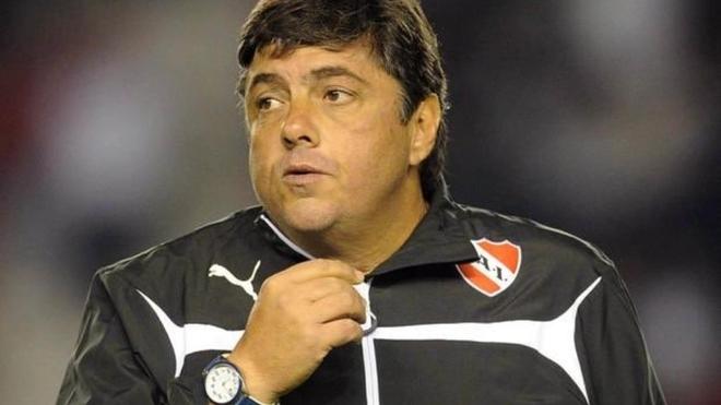Fernando Berón suena como reemplazante de Sebastián Beccacece.